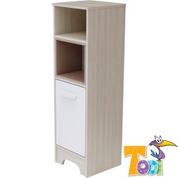 Ice Cream keskeny nyitott +1 ajtós szekrény