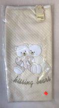 Hímzett pamut takaró (Többféle színben kapható)