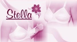 Stella szoptatós melltartó