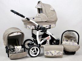Eco lux multifunkciós babakocsi