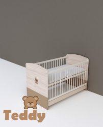 Teddy átalakítható gyerekágy (70 x 140 cm)